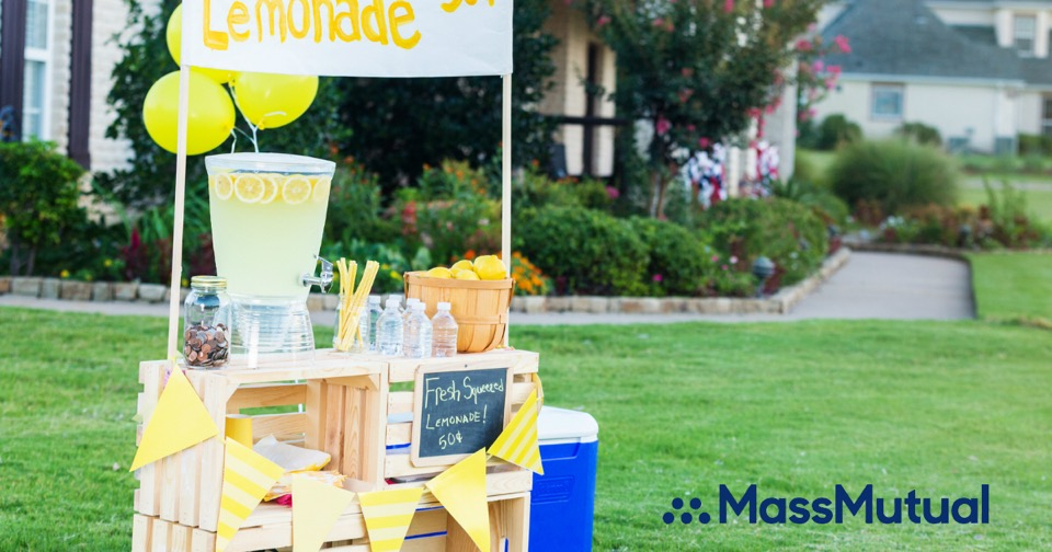 Living Mutual: The Lemonade Stand