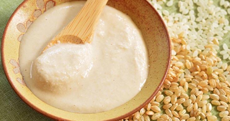 DIY Rice Milk Cleanser