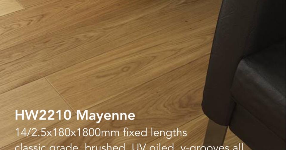 HW2210 MAYENNE - Pureplank FSC