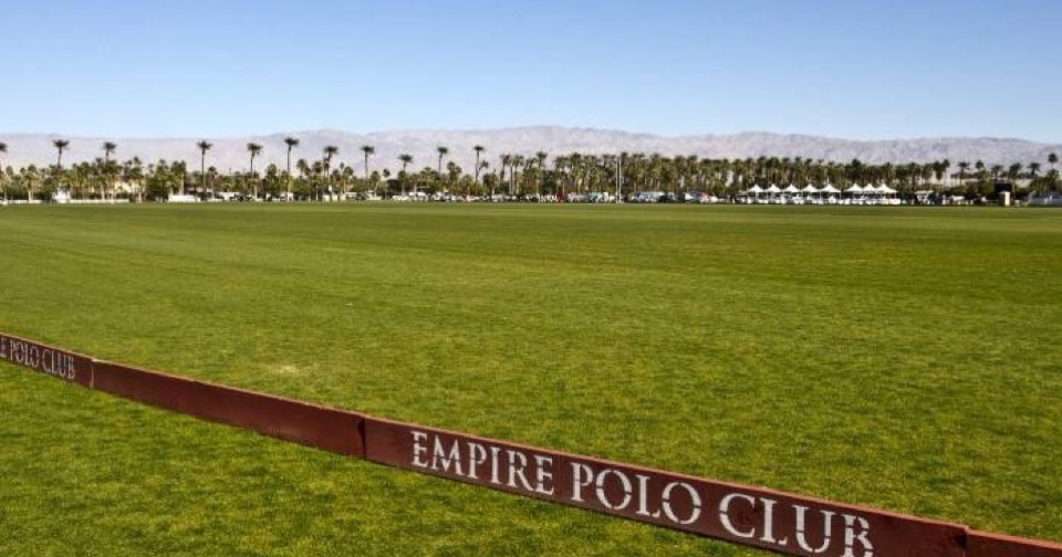 EMPIRE POLO FIELD