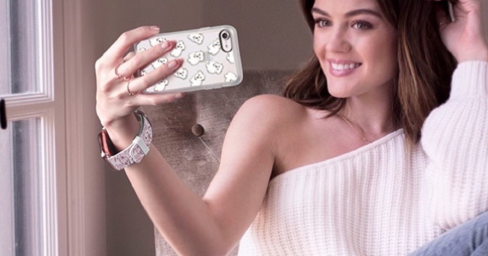 Introducing a Capsule Collection by Actress Lucy Hale