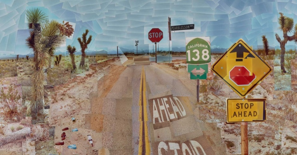 David Hockney's Road to Renewal